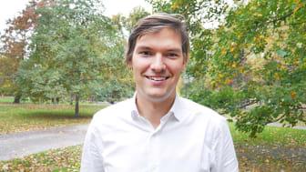 Björn Dahlman är Brocc's nya CFO.