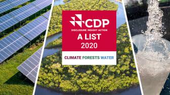 L'Oréal sai tunnustusta ympäristötoimistaan: viidennen kerran peräkkäin CDP:n kolme A-luokitusta toimista ilmastonmuutoksen torjumiseksi, metsien ja vesien suojelemiseksi
