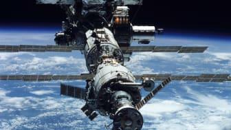 6. Platz: Internationale Raumstation (ISS)