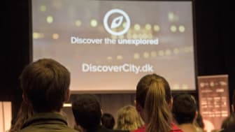 Internet Week Denmark: The much anticipated launch of DiscoverCity