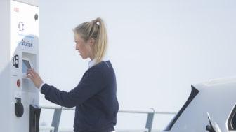 Fyller Sør-Norge med hurtigladere