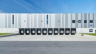 Freie Lagerkapazitäten am Duisburger Hafen