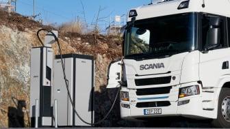 Scania investerer i batterimonteringsanlæg