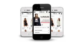 Nelly.com lanserar ny mobilsida