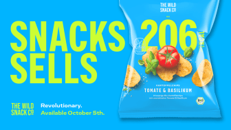 The Wild Snack Co. ist die erste Snackbrand für Millennials
