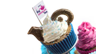 Tenth Big Chocolate Tea party raising funds all month