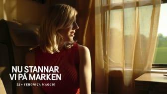 Veronica Maggio släpper ny låt i samarbete med SJ
