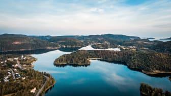 Höga Kusten. Foto: Linda Åkerberg. För Medieanvändning, bild lånad av Höga Kusten Destinationsutveckling.