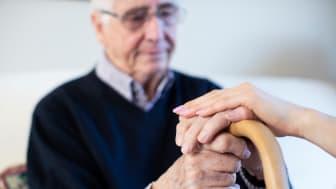 Flere varme hænder til ældre