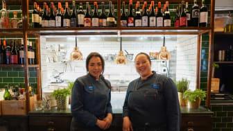 Två unga kockar i spetsen när NOFO Wine bar växlar upp