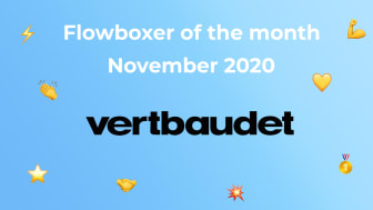 Flowboxer of the month – November 2020: Vertbaudet Germany