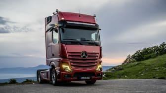 Nya Mercedes-Benz Actros (2019)