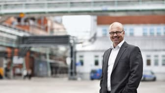 Erik Forsberg new Scandinavian Managing Director of EIT Health