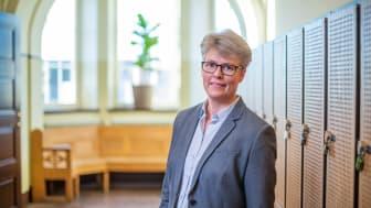 AnnMarie Taylor, IT-chef på utbildningsförvaltningen i Stockholms stad.