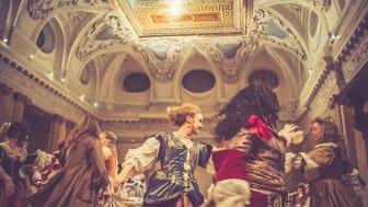Ta chansen att uppleva 1600-talet i Piteå under nästa vecka.    Foto: Viveka Sjölund
