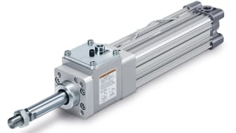 CP96N(D), ISO 15552 Cylinder, Double Acting, Single/Double Rod w/Lock