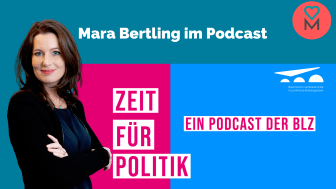 Mara Bertling im Podcast