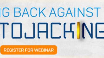 Webbinar - Så slår du tillbaks mot kryptokapning - lär dig grunderna