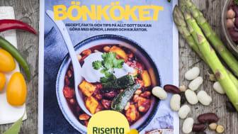 Äntligen! Bönköket - nya enkla recept med hälsosamma bönor och linser