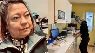 Marie Ågren Johansson, vd Adviva Företagshälsovård.