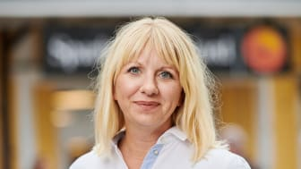 Med kultur och dans skapar vi attraktiva platser där människor vill bo, det vill vi bidra till, säger Erika Mattsson Sparbanken Nord.