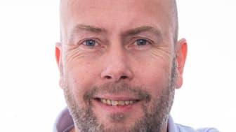 Johan Persson drift- och underhållschef på Kraftringen