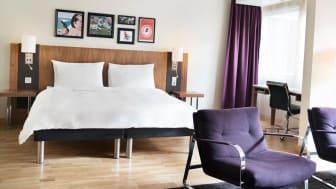 Scandic tar over Radisson Blu Royal Hotel Stavanger