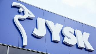 лого на JYSK