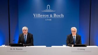2020 financial year - Villeroy & Boch Group