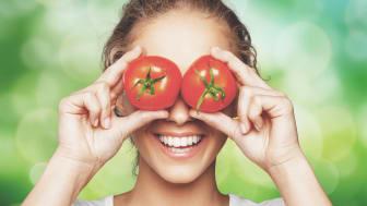 Woher kommen die Tomaten auf den Augen?