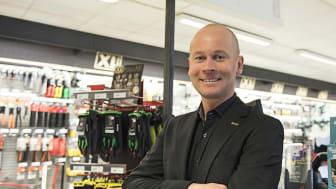 Johan Rosendahl, nu återigen ordinarie VD tillika styrelseordförande