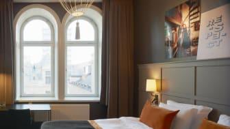 Scandic Grand Central utvecklar anpassat hotellboende för digitala entreprenörer och bloggare med hjälp av Frida Ramstedt från Trendenser