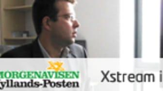 Xstream in Poland, interview in Jyllands-Posten