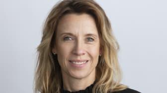 Swedfunds tillträdande investeringschef Karin Parmenstam.