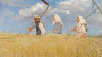 Anna Ancher, Høstarbeidere (1905)