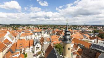 Bergstadt Freiberg (Foto: TVE/Marko Borrmann)
