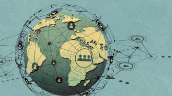 Ny bok: «Internasjonal migrasjon» av Gunhild Odden