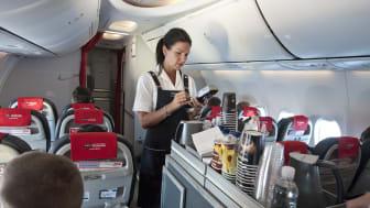 Norwegian kåret til Sveriges beste flyselskap