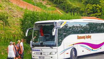 Klimatsmart bussemester med Ölvemarks Holiday