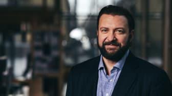 Robert Unt, affärschef Videum Science Park