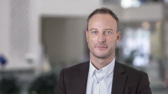 John Nilsson, förhandlingschef på Sobona.