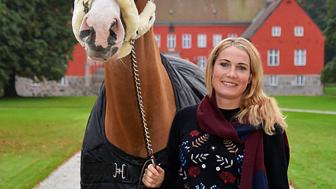 Emelie Brolin, dressyrgeneral i Falsterbo