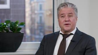 Hans Molin Vd, summerar 2018