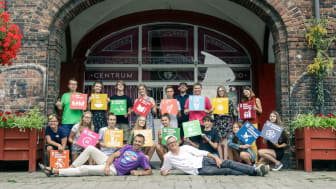 Canon lanserar Nordic Young People Programme