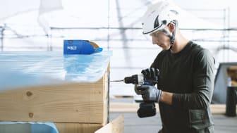 Det nya samarbetet innebär att ITW kommer finnas hos samtliga 82 Beijervaruhus i hela Sverige med varumärket NKT Fasteners.