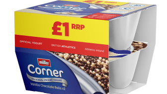 Müller targets convenience and wholesale sectors with price marked packs