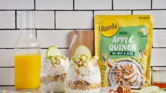 Risenta müsli Äpple Quinoa