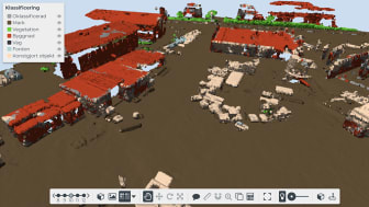 SkyMap tar det första steget för att automatisera uppföljning och kontroll av framdriften i byggprojekt.