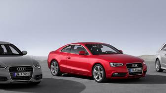 Nye ultra modeller fra Audi med imponerende effektivitet