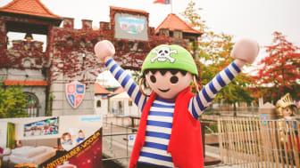 Riesen-Spielspaß im Herbst: Auf in den PLAYMOBIL-FunPark!